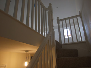 Stair bannister